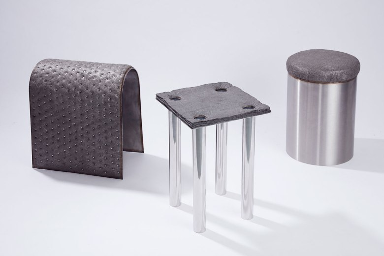 Softsideofsteel_StudioIlio_stool group